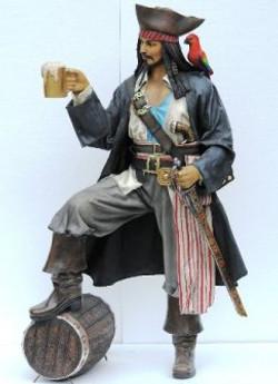 pirate captain jack
