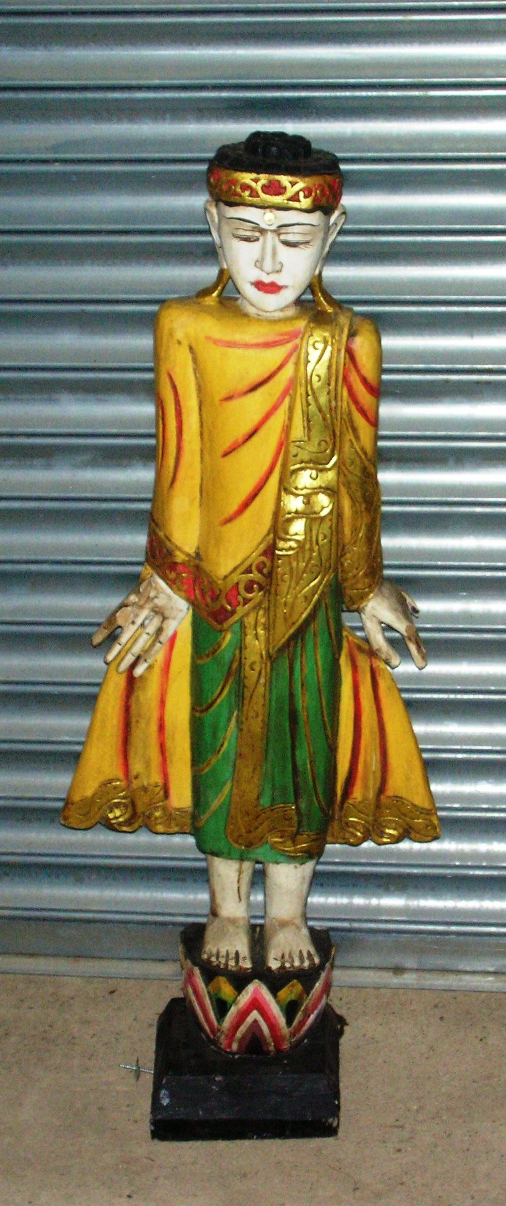 gold budha2
