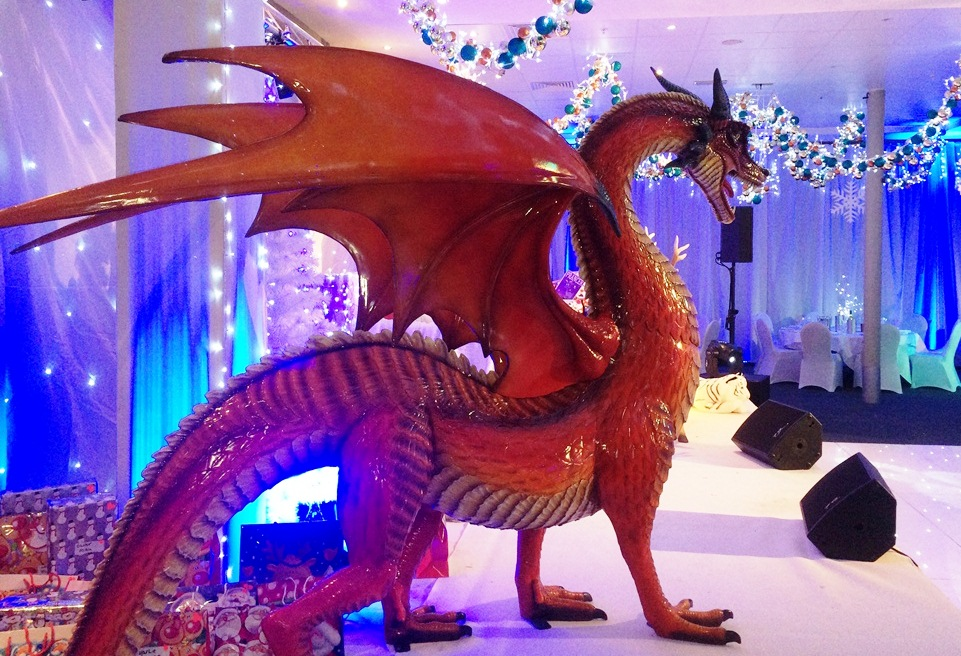 Dragon stage