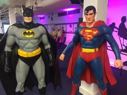 Cartoon / Superheroes