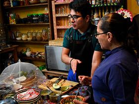 Chile en Nogada ¿la receta original sin origen?