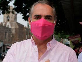 Sergio Estrada Cajigal, con experiencia se puede administrar Cuernavaca