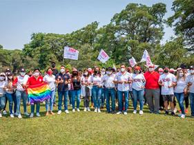 Jóvenes de Jiutepec tendrán todo el respaldo de RSP