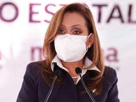 Lorena Cuéllar logra unidad en Tlaxcala