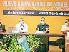 Suspende Gobierno de Morelos fiestas patrias por COVID-19