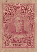 1906 | Presidente Pedro José Escalón (Prueba)