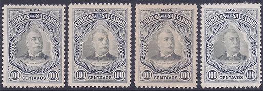 1906 | Presidente Pedro José Escalón (100c)