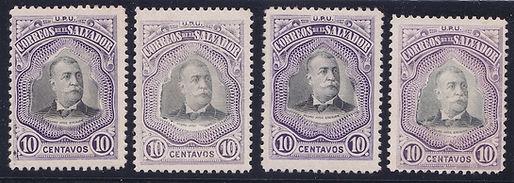 1906 | Presidente Pedro José Escalón (10c)