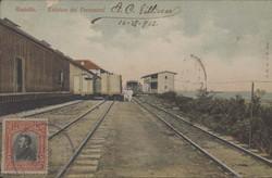 Estación de Ferrocarril de Acajutla