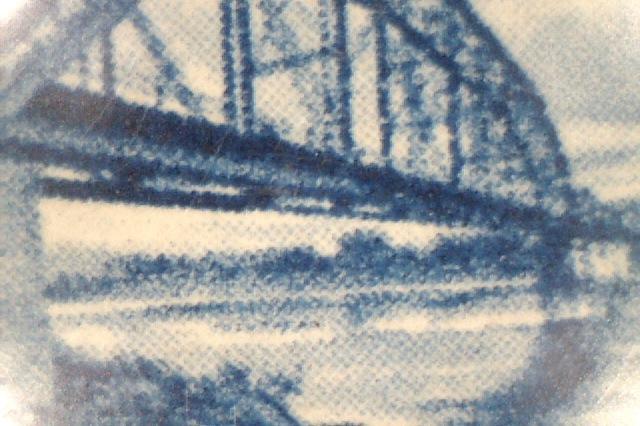 Puente sobre el Lempa (Fotograbado)
