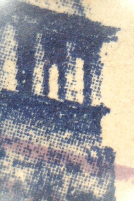 Torre La Merced 1931 (Litografía)