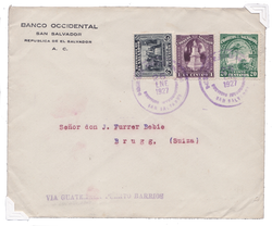 1927 | Banco Occidental