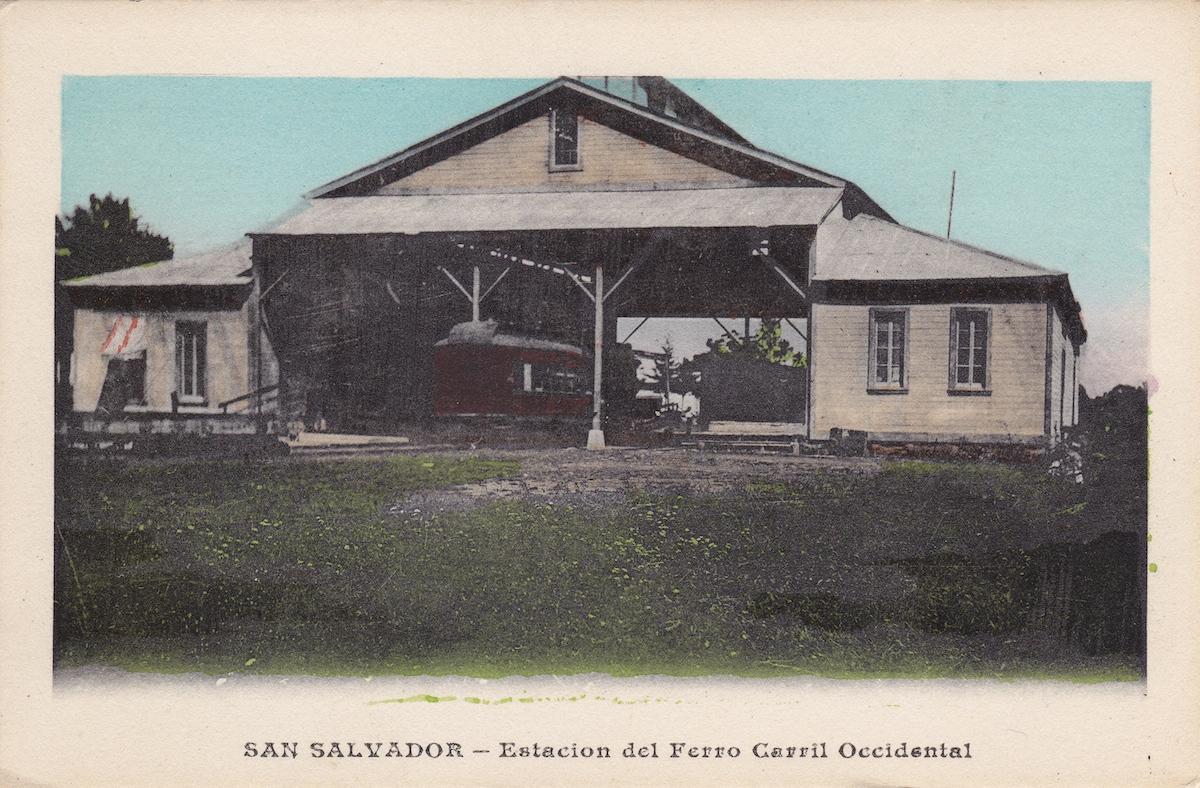 Estación de Ferro Carril Occidental