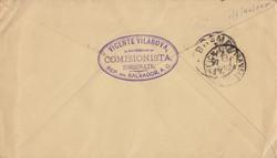 Comisionista Vicente Vilanova 1891