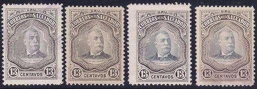 1906 | Presidente Pedro José Escalón (13c)