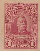 1906   Presidente Pedro José Escalón (Prueba)