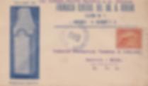 1919   Sobre enviado de Sonsonate a Detroit, Michigan.