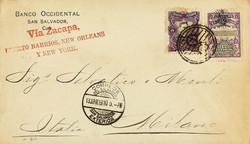 Banco Occidental Via Zacapa 1910