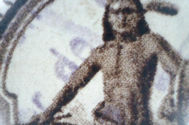 Indio Atlacatl (Fotograbado)