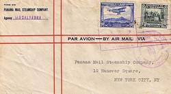 Panama Mail (Grace & Co.) 1931