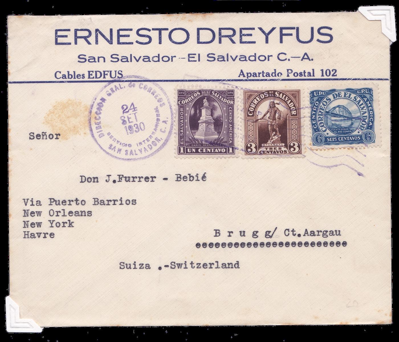 1930 | Ernesto Dreyfus