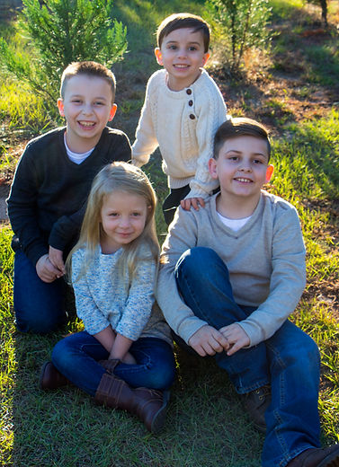 The Bookkeeper's Kids