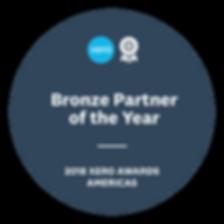 55621 - 2018 Xero Partner Awards - Badge