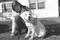 Asheville-Dog-Walking-4-bw