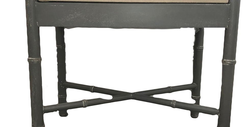 Chinoiserie Bench