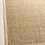 Thumbnail: Natural/Beige Seagrass Rug