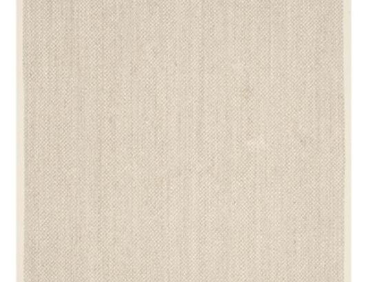 Marble/Beige Natural Fiber rug