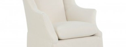 Transitional Wing Chair - Large