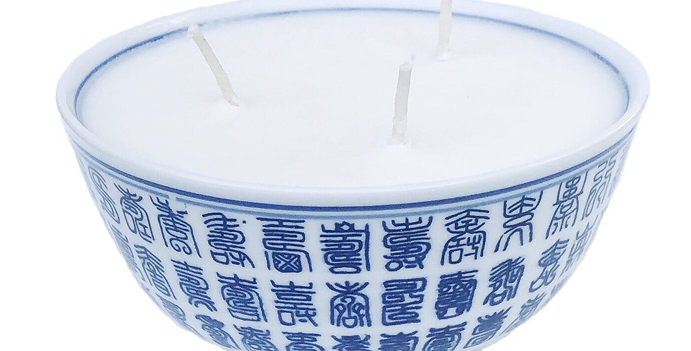 Chinoiserie Candle
