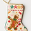 Thumbnail: Hand-Stitched Stocking Ornament