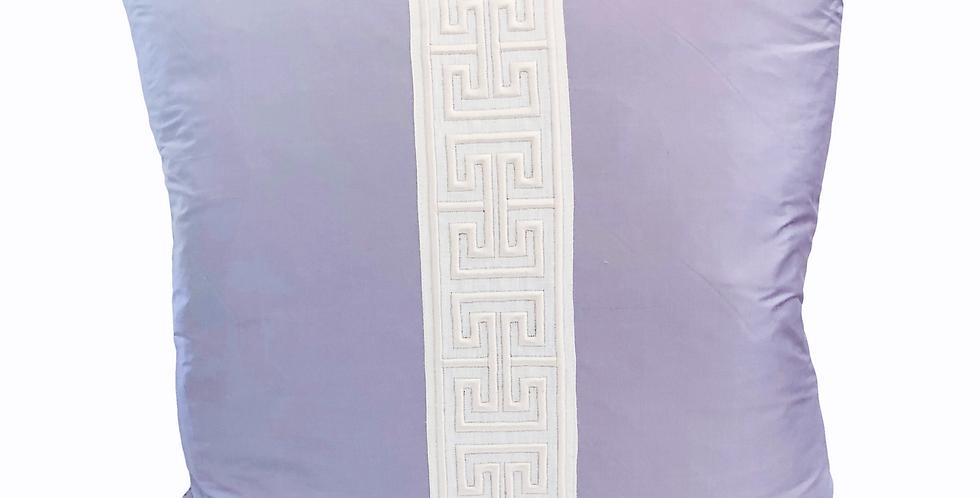 Millie Silk Pillow Lavendar