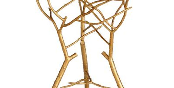 Gold Branch Table
