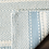 Thumbnail: Light Blue and White Flat Weave Rug