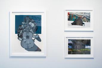 Cabin Fever Show Taglialatella Gallery, NYC