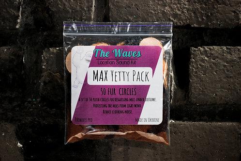 Max Yetty Pack