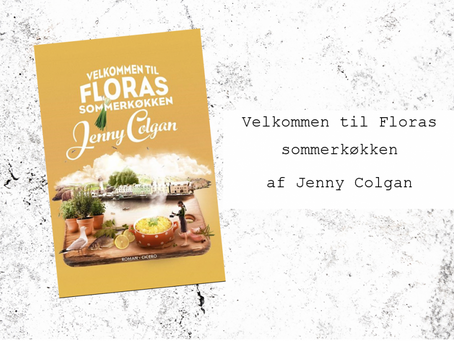 Velkommen til Floras sommerkøkken