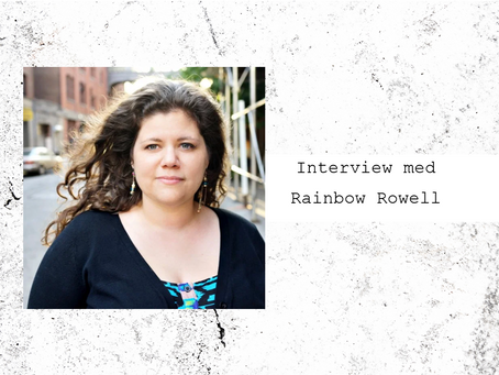Interview med Rainbow Rowell