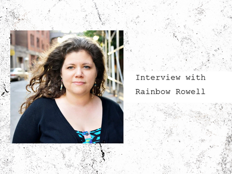 Interview with Rainbow Rowell