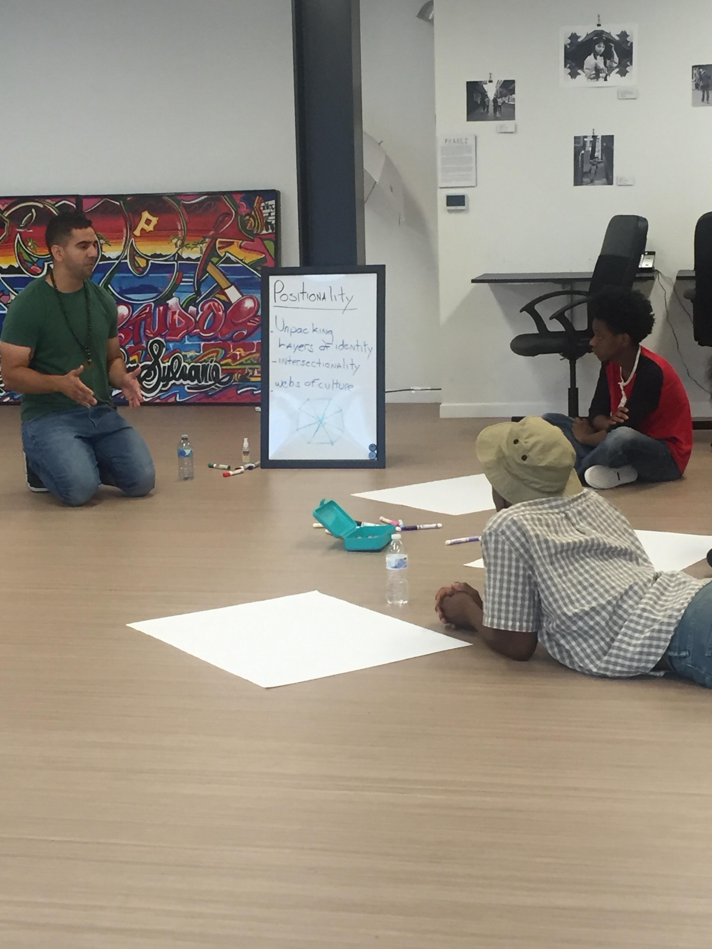 Testimonio Workshops