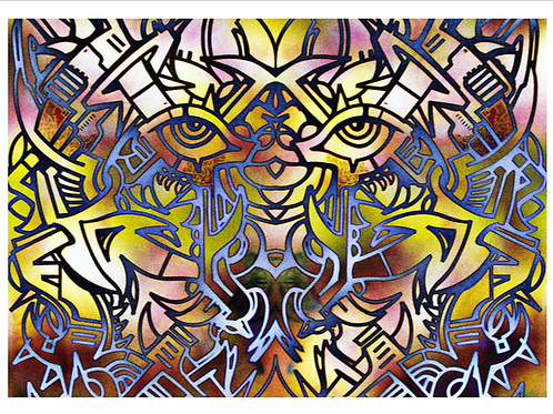 Morpheus Postcard