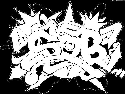 S.O.B. Sticker