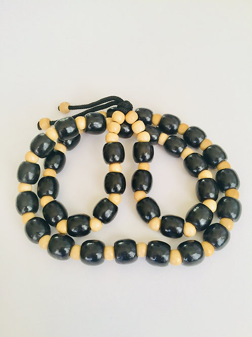 Wooden Beads (No Pendant)