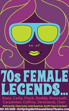 70s Female Legends