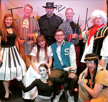The Fantasticks Cast