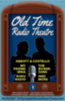 Old Time Radio Theatre