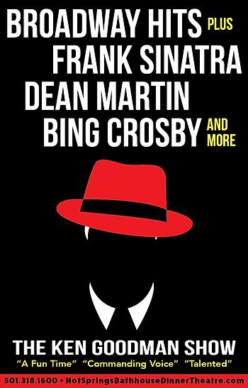 Ken Broadway Broadway Hits Sinatra 2019